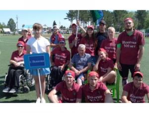 Искитимцы выиграли серебро VIII летней Спартакиады инвалидов Новосибирской области