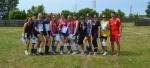 Линевская команда лидировала на фестивале спортивных игр