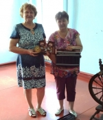 В Искитиме в музее прошла акция «Принеси экспонат - получи шоколад»