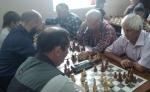 Блиц-турнир по шахматам в «Дебюте»