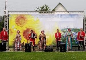 Ансамблю «Златица» из Искитима стал лауреатом фестиваля «В гостях у Шукшина»