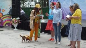 В День города в Искитиме состоялся городской конкурс «Хвостатые модники»