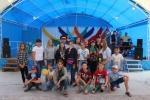 Сотрудники ГИБДД проводят профилактические беседы по знаниям ПДД в детских оздоровительных лагерях