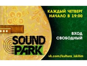"""Проект """"Sound Park"""": 29 августа в Искитиме - концертная программа «Это любовь…» студии эстрадного вокала «Звук»"""