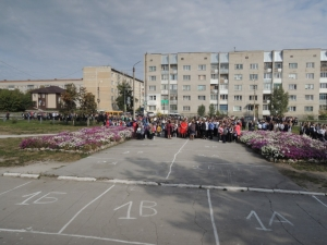 В Искитиме в школе №11 прошла эвакуация