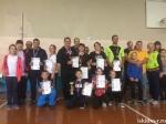Соревнования спортивных семей Искитимского района