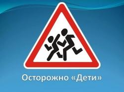 Госавтоинспекторы проведут профилактические мероприятия «Осторожно, дети!»