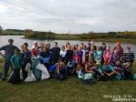 40 школьников из п.Рощинский приняли участие в акции «Чистый берег»