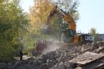 В Искитиме решена проблема сноса старого здания детского инфекционного отделения