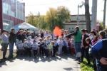 В Искитиме более 500 человек пробежали «Кросс нации»