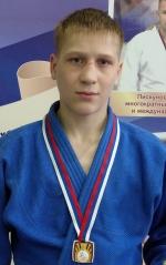 Семен Гоптарь завоевал серебро всероссийского соревнования