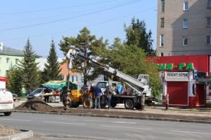 Реконструкция проспекта Юбилейный близится к завершению