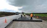 За 147 миллионов отремонтировали дорогу в Искитимском районе