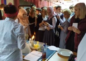 В Искитиме 500 старшеклассников посетили ярмарку вакансий учебных мест