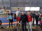 Искитимские боксеры завоевали медали областного турнира