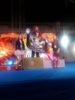 Успешное выступление спортсмена из Искитимского района  на международном уровне