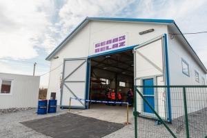 На территории «Сибирского Антрацита» открыт склад запчастей для карьерных самосвалов БЕЛАЗ