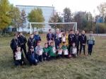 Школьники Искитимского района любят футбол