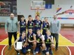 Искитимские баскетболисты – бронзовые призеры области