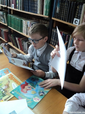 В Бурмистровской сельской библиотеке в Неделю чтения проведена акция «Читайте повсюду, читайте свободно!»