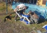 В селе Улыбино реализован проект «Наш дом – наша улица»