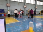 В Искитиме школьники сдавали нормы ГТО