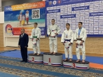 Семен Гоптарь – победитель Всероссийского турнира по дзюдо