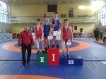 Искитимские борцы – призеры межрегионального турнира