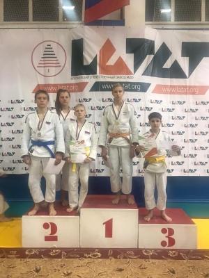 Наши дзюдоисты – победители и призеры межрегионального турнира в Томске