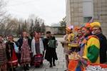 В Искитиме прошло открытие ХХХVIII Сибирского фольклорного фестиваля