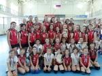 Волейболистки из Искитима завоевали медали первенства