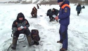С 25 ноября по 1 декабря в Новосибирской области пройдет первый этап акции «Безопасный лед»