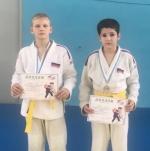 Юные дзюдоисты из Искитима – призеры первенства школы Олимпийского резерва