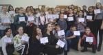 Смена активистов РДШ Искитимского района «Время создавать» в Детском оздоровительно-образовательном центре «Радужный»