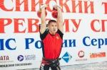 Искитимский гиревик завоевал серебряные награды Всероссийского турнира