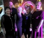 Делегация Искитимского района приняла участие в социальной акции Новосибирской области «Золотое сердце России. Фронтовые и трудовые династии»
