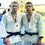 Василий Таранов и Артем Пискунов завоевали медали Всероссийского мастерского турнира