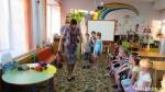 Библиодесант в детский сад «Светлячок»