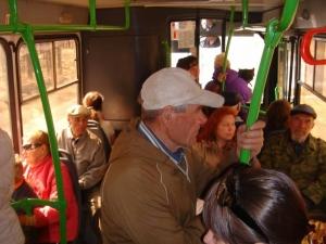 В Искитиме утвердили новые тарифы для дачных автобусов