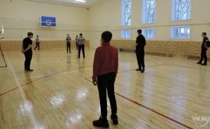 Шибковская школа получила новый спортзал