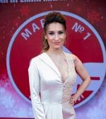 Татьяна Варванская получила специальный приз в конкурсе «Марка № 1 в России» и выступила на сцене Государственного Кремлевского Дворца