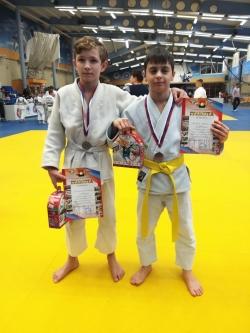 Юные дзюдоисты завоевали медали Первенства Кузбасса