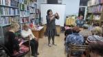 В Евсинской сельской библиотеке состоялось очередная встреча женского клуба «От печали до радости»
