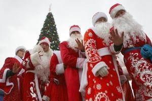 Праздничное шествие Дедов Морозов пройдет в Линево  25 декабря