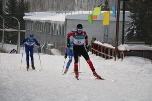 Лыжник из Искитима – чемпион Новосибирской области