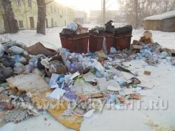 Вывоз мусора искитимцы смогут обсудить на прямой линии