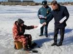 В Искитимском районе проходит третий этап акции «Безопасный лёд»