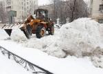В Новосибирске ввели режим ЧС из-за снегопадов