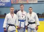 Дзюдоисты из Искитима завоевали медали первенства и чемпионата области