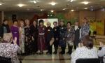 В ДК «Октябрь» ветераны сыграли в «Сто к одному»